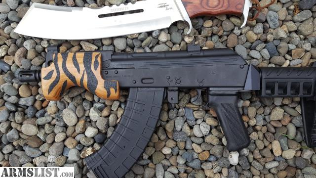 ARMSLIST - For Sale/Trade: New unfired Tiger Romanian Micro