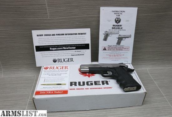 Ruger 6711