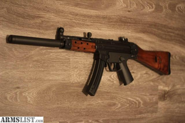 ARMSLIST - For Sale/Trade: Custom GSG 5 /522 for sale
