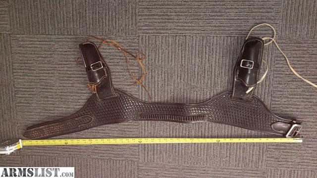 ARMSLIST - For Sale: Western holster