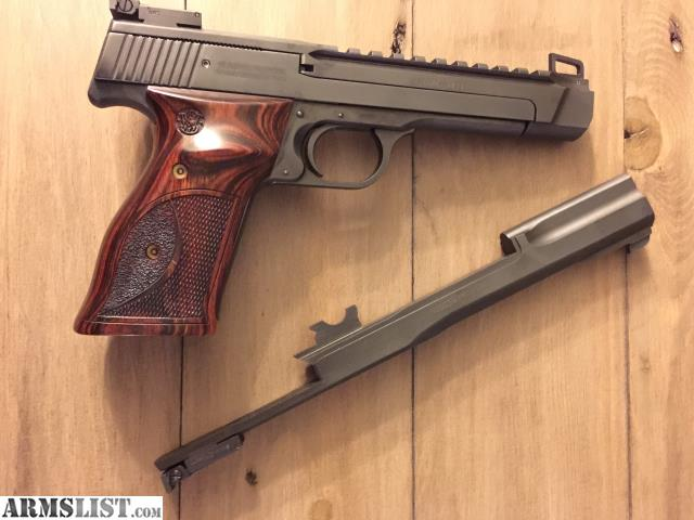 ARMSLIST - For Sale: Smith and Wesson Model 41 Performance