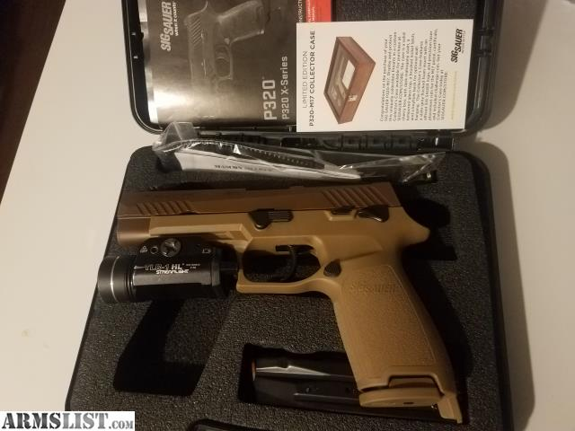 ARMSLIST - For Sale/Trade: SIG M17 P320 BRAND NEW