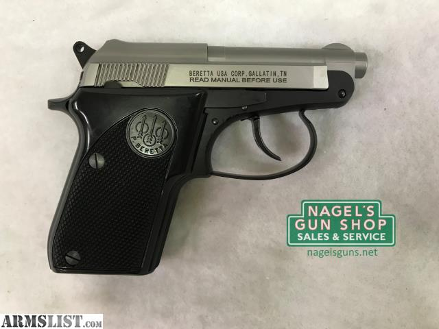 ARMSLIST - For Sale: Beretta 21A Bobcat, 22 lr, Two-Tone, (1)- 7Rd