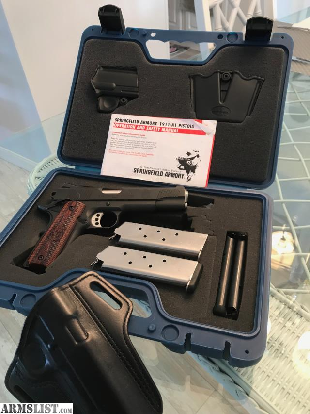 ARMSLIST - For Sale: Springfield Armory 1911A1 45 cal Model
