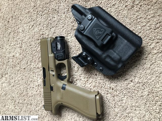 ARMSLIST - For Sale: Glock 19x tlr7
