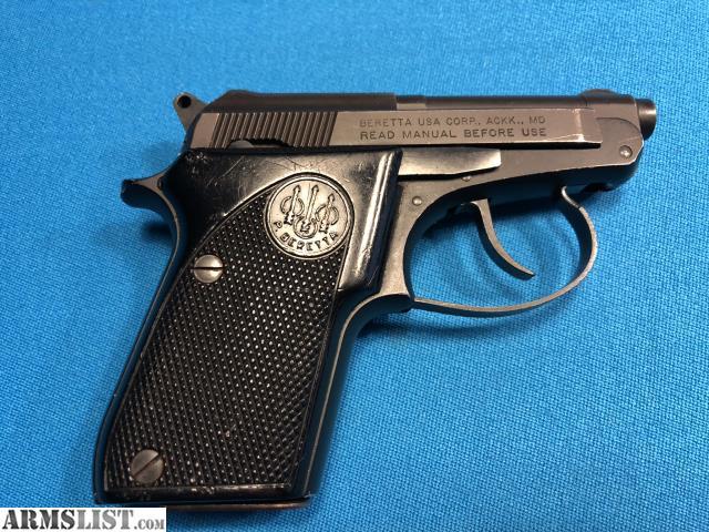 ARMSLIST - For Sale/Trade: Beretta 21A Bobcat 22 LR pistol