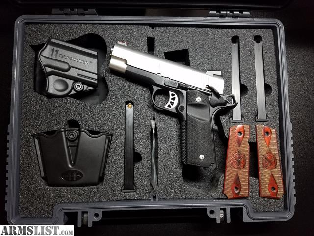ARMSLIST - For Sale/Trade: Springfield Armory EMP4 9mm 1911