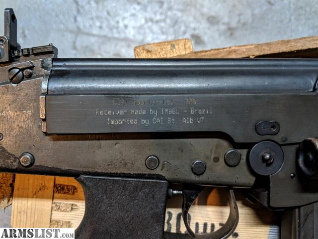 ARMSLIST - For Sale: Imbel Receiver L1A1 FAL **PRICE DROP**
