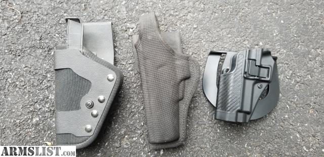 ARMSLIST - For Sale: Left handed holsters