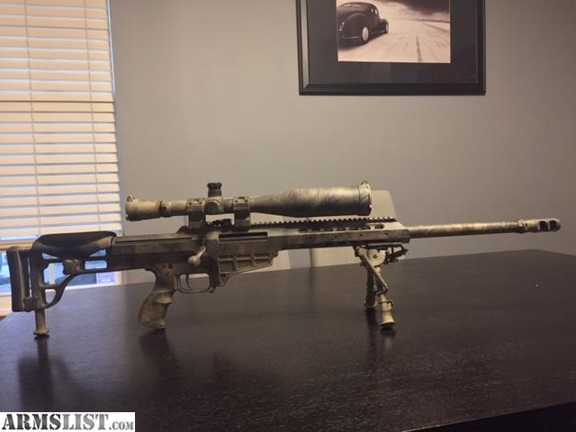 Armslist For Sale Barrett M98b 338 Lapua Mag