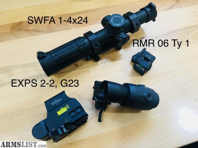 "ARMSLIST - For Sale/Trade: V Seven 16"" Rifle 4 8lb - High"