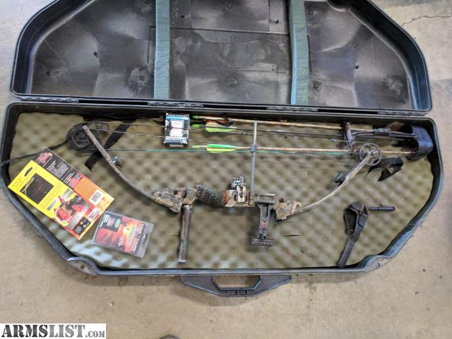 ARMSLIST - For Sale: Mathews Solo Cam compound bow ready to hunt
