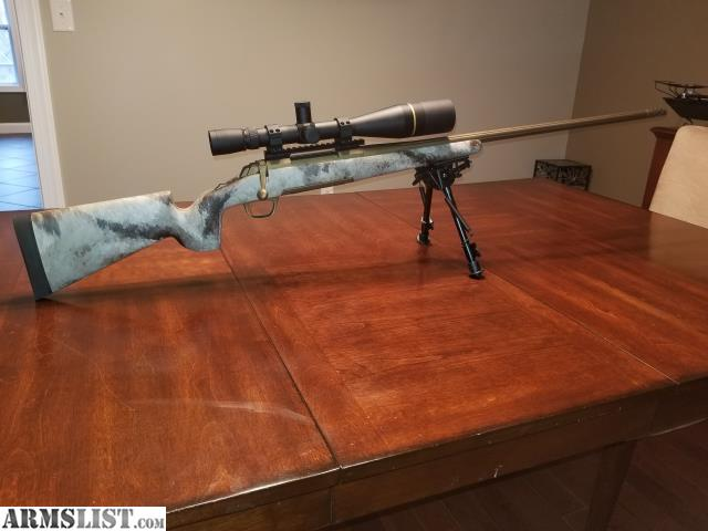 ARMSLIST - For Sale: Browning Hell's Canyon 28 Nosler Long