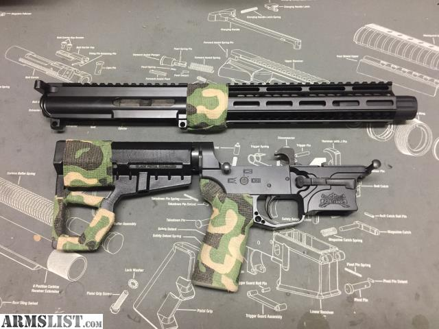 ARMSLIST - For Sale: AR-9 New Frontier Armory PSA B5 Systems