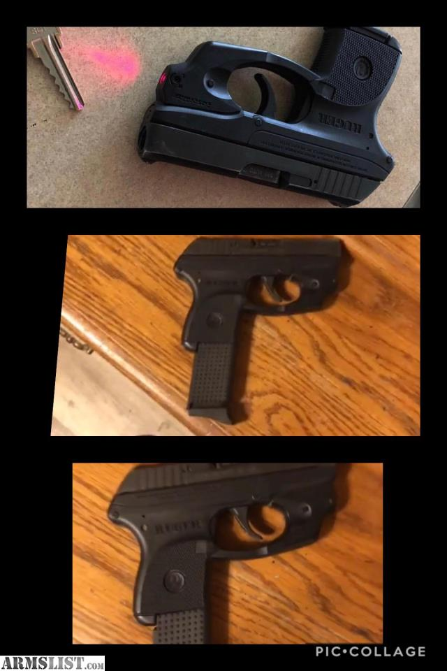 ARMSLIST - For Sale: Ruger lcp W/laser plus extras