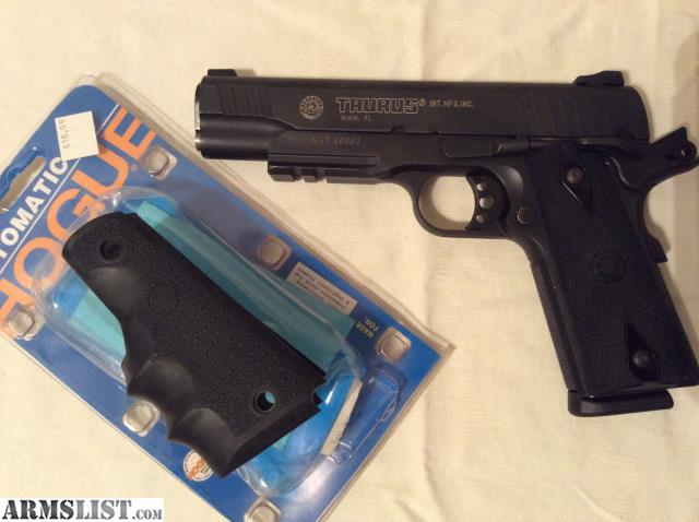 ARMSLIST - For Sale: Taurus Model 1911  45 cal  LNIB W