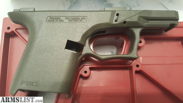 ARMSLIST - For Sale: Polymer 80 SubCompact - G26/27 9mm Kit