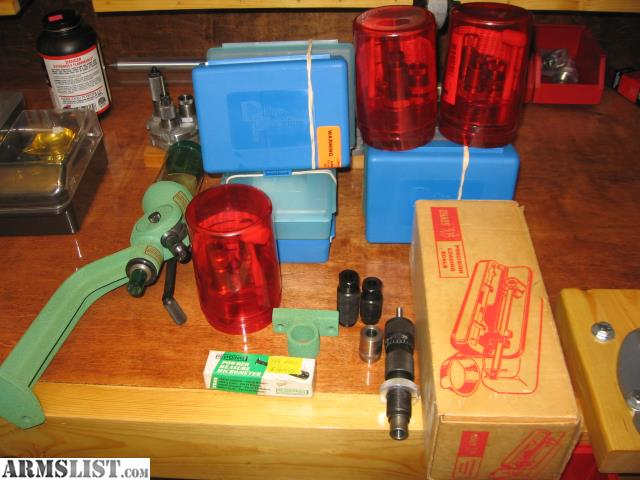 ARMSLIST - For Sale: Reloading Tools, Dies , Dillon 650