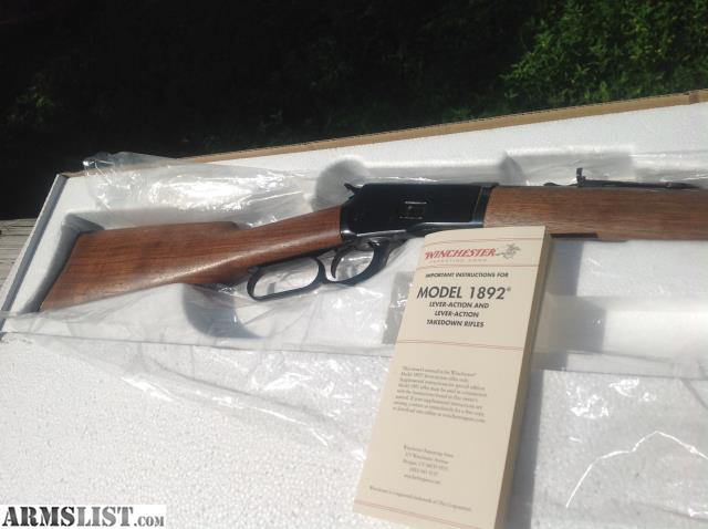 ARMSLIST - For Sale: NIB Winchester lever 357 mag