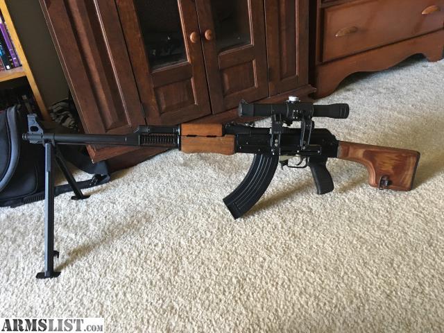 ARMSLIST - For Sale/Trade: M72 RPK w/ POSP scope