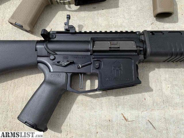 ARMSLIST - For Sale: Custom AR-15 - Wolf A1 5.56 Piston ...