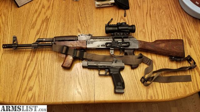 ARMSLIST - For Sale: AK 47 Package (Lee Armory)