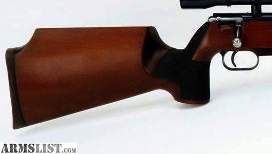 ARMSLIST - For Sale: ANSCHUTZ model 64MS Silhouette Competition