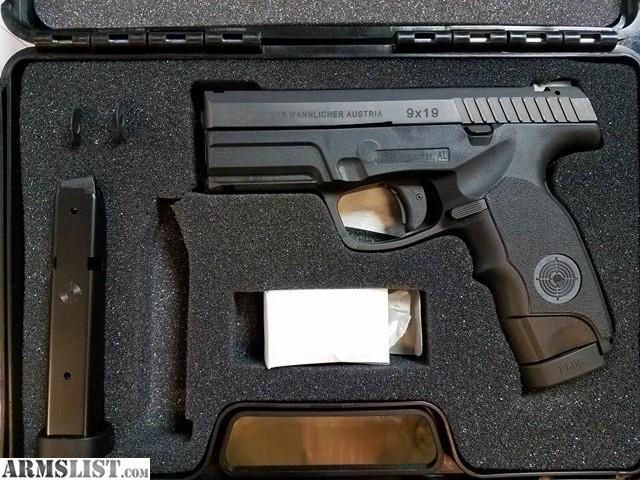 ARMSLIST - For Sale: Steyr M9A1 pistol
