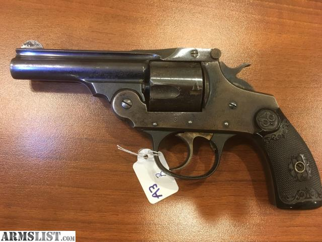 iver johnson revolver dating