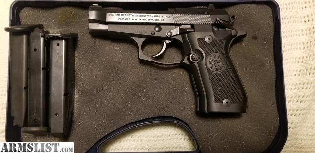 ARMSLIST - For Sale: Beretta 84
