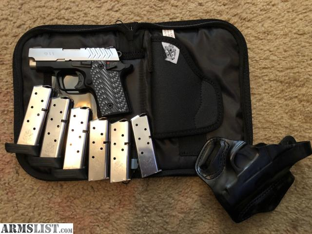 ARMSLIST - For Sale/Trade: Springfield 911  380 ACP w/ extra