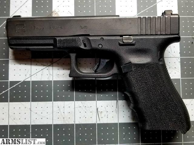 Armslist For Sale Glock 17 Gen 4 Rmr Cut