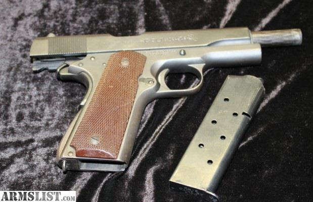 ARMSLIST - For Sale: Colt Government 1911 1911A1 WW2 era made in 1933
