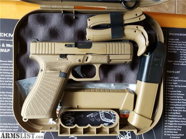 Armslist For Sale Wilson Combat Glock 19x
