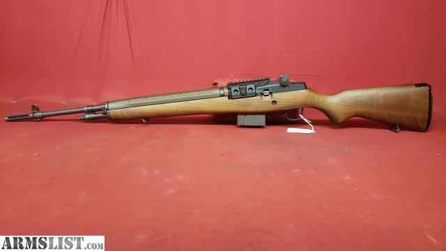 Armslist For Sale Springfield M1a Standard Loaded 308 Semi Auto