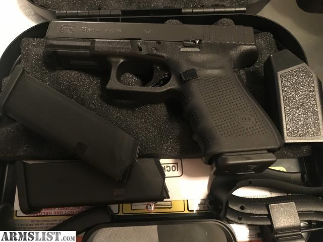 ARMSLIST - For Sale/Trade: Glock 19 Gen 4 ZEV Trigger kit