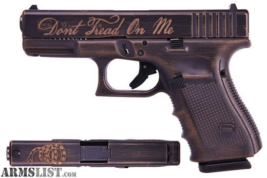 Armslist For Sale Glock G19 G4 9mm 15 1 4 Quot Don T Tread