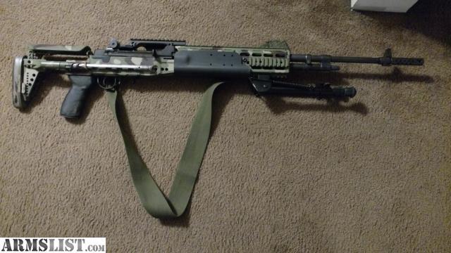 ARMSLIST - For Sale: M1a national match m39 emr ebr sage chassis