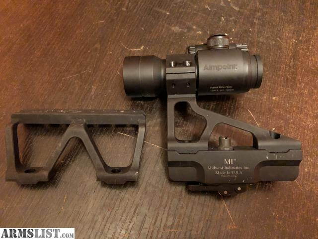 ARMSLIST - For Sale: Midwest industries gen2 AK qd mount
