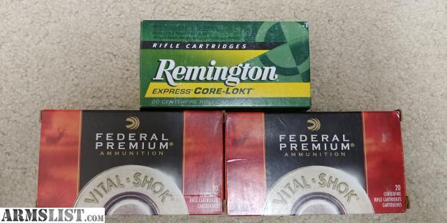 ARMSLIST - For Sale/Trade: 260 Remington Ammo