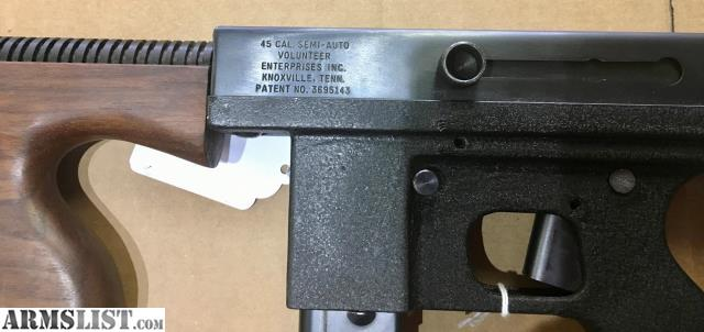 ARMSLIST - For Sale: Volunteer Commando Mark III 3 45 ACP