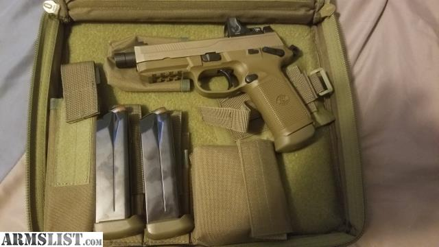 ARMSLIST - For Sale/Trade: FN FNX  45 Tactical