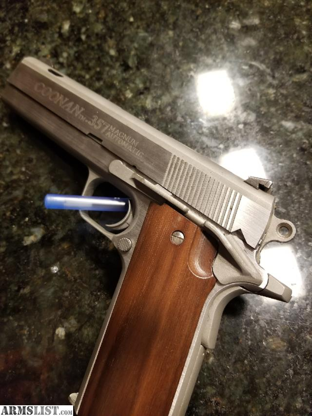 ARMSLIST - For Sale/Trade: Early model Coonan 1911 357