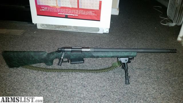 ARMSLIST - For Sale: Custom Remington 700  308