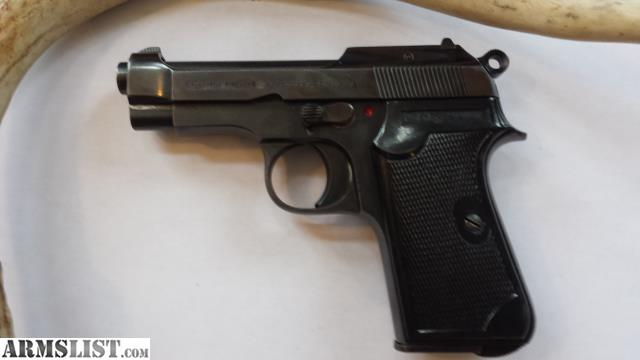 armslist for sale trade beretta 32 automatic compact pistol