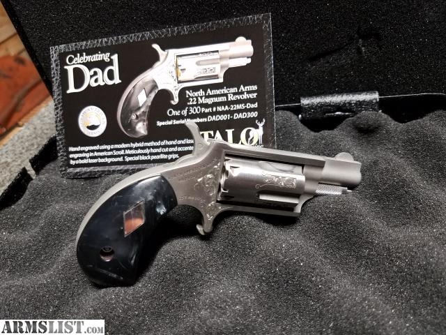 ARMSLIST - For Sale: North American Arms TALO DAD  22 Magnum