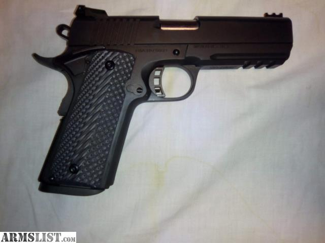Rock Island Armory Mm Mid Size Tactical  Ms For Sale