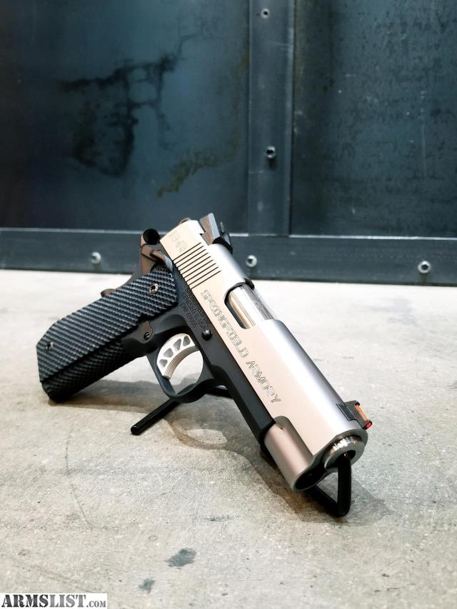 ARMSLIST - For Sale: SPRINGFIELD EMP4 CCC 9MM