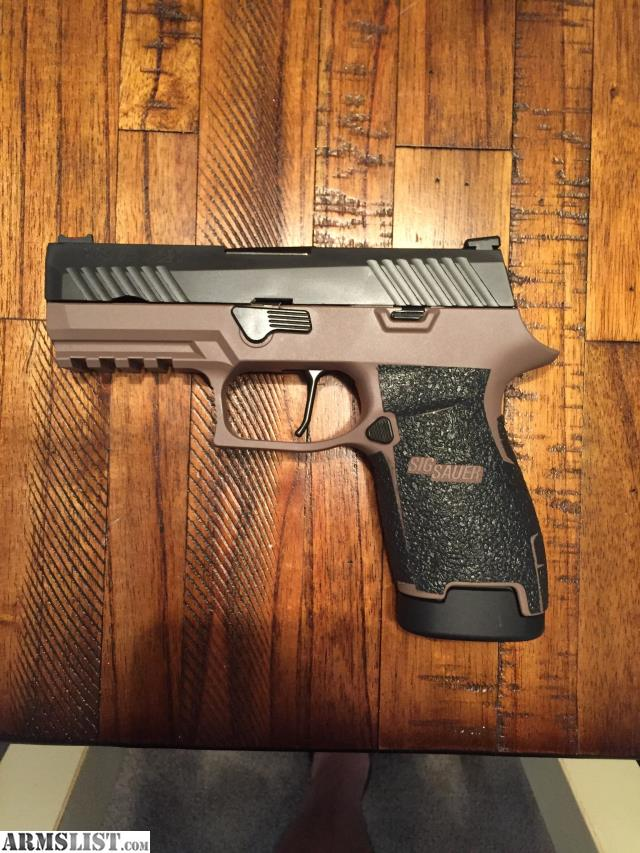 ARMSLIST - For Sale: Sig P320 Compact