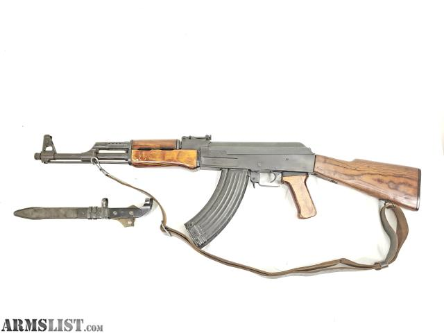 ARMSLIST - For Sale: Original Type 3 Hungarian AK55 Milled AK47